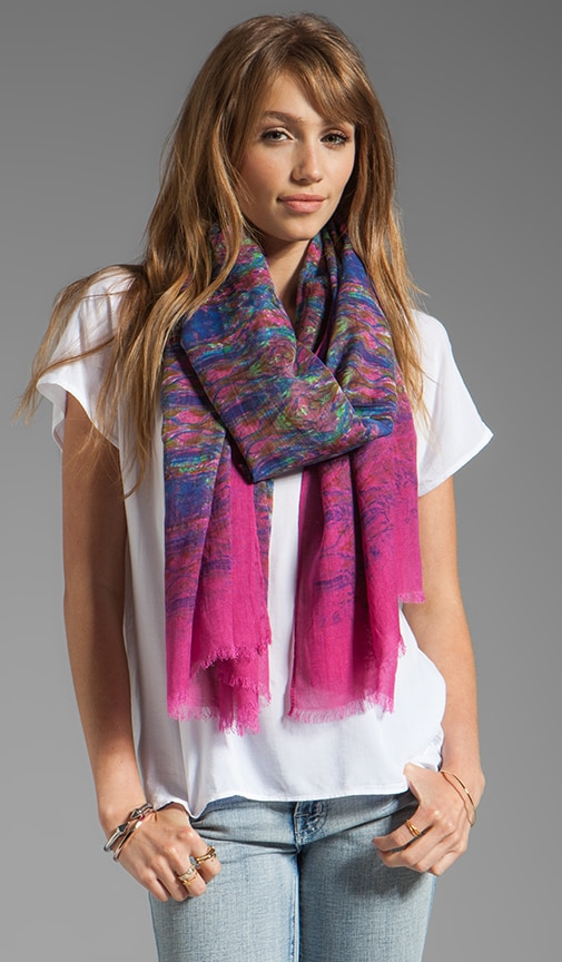 Ismall Printed Scarf