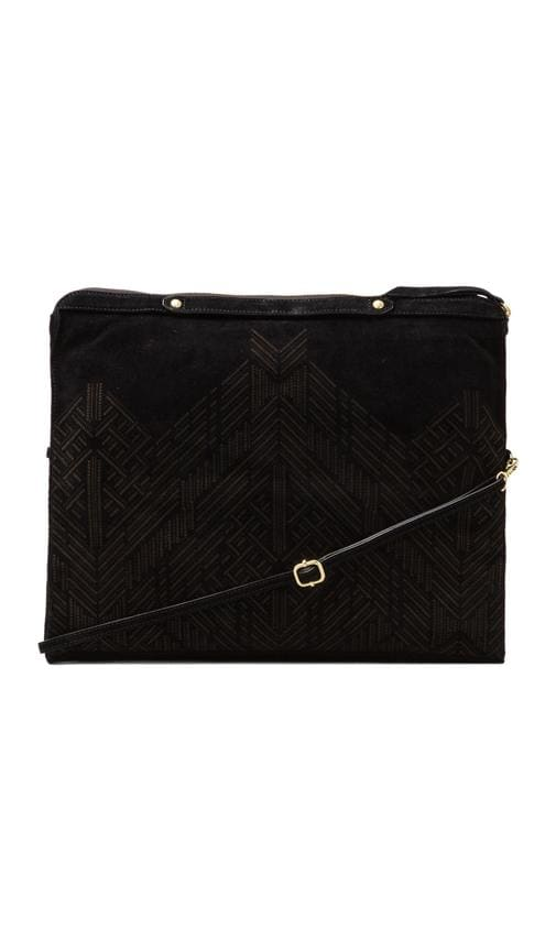 Cynthia Vincent Bankers Clutch