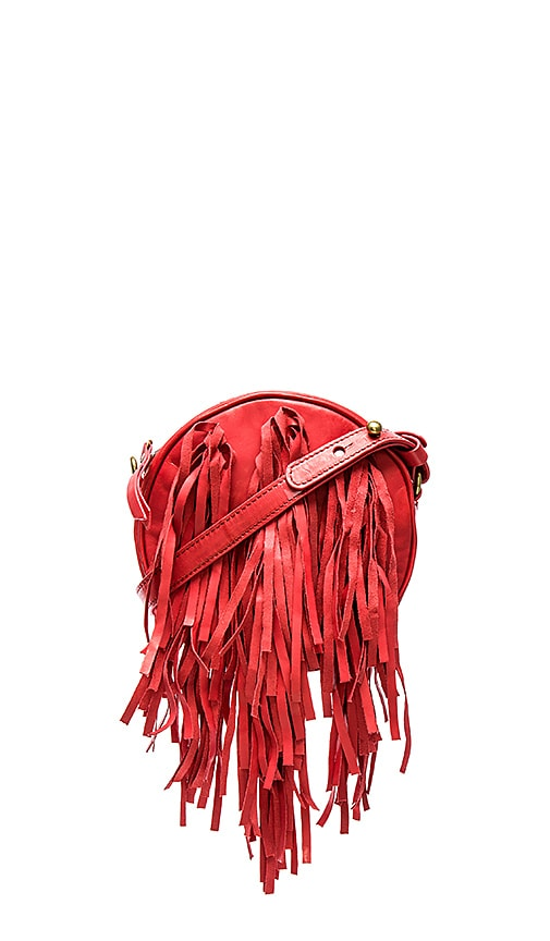 Twelfth Street By Cynthia Vincent Dacia Crossbody Bag in Red
