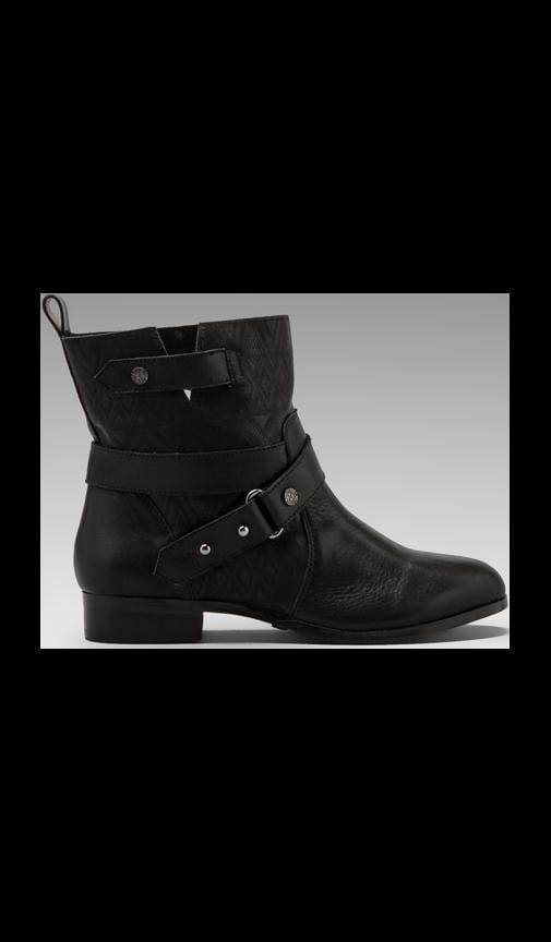 West Ankle Moto Boot