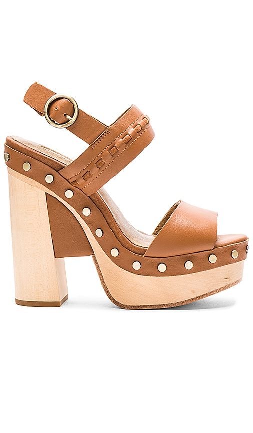 Twelfth Street By Cynthia Vincent Potent Heel in Tan