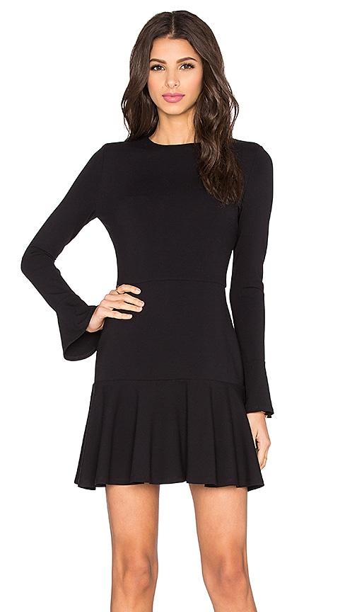 Viscose Stretch Flare Dress