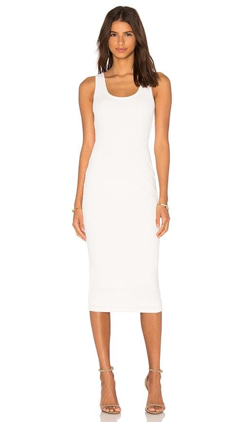 Studded Jacquard Midi Dress