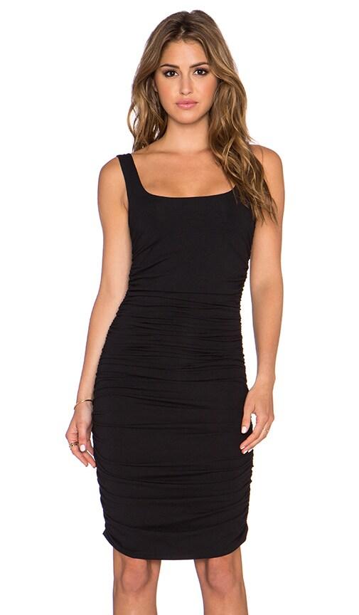 twenty Mini Dress in Black