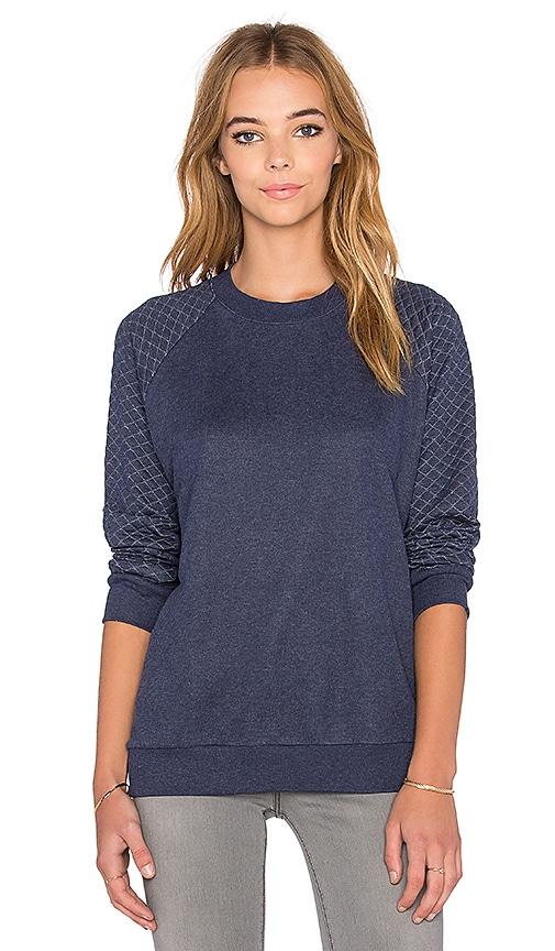 twenty Sweatshirt in Denim