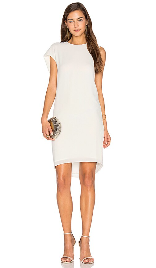 TY-LR The Ravello Dress in White