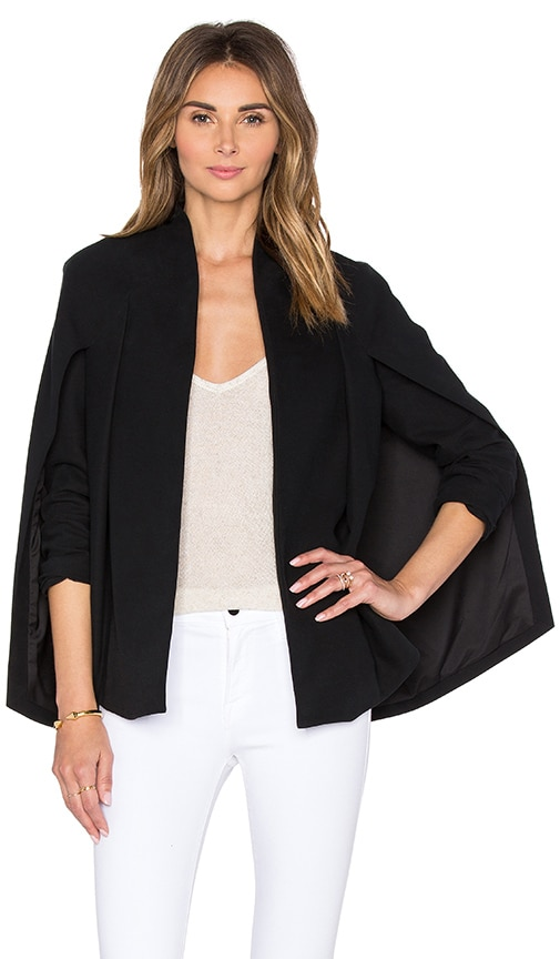TY-LR The Elena Jacket in Black