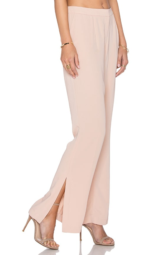 TY-LR The Catherine Pant in Beige