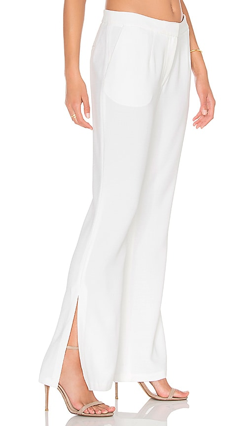TY-LR The Vernaza Pant in White