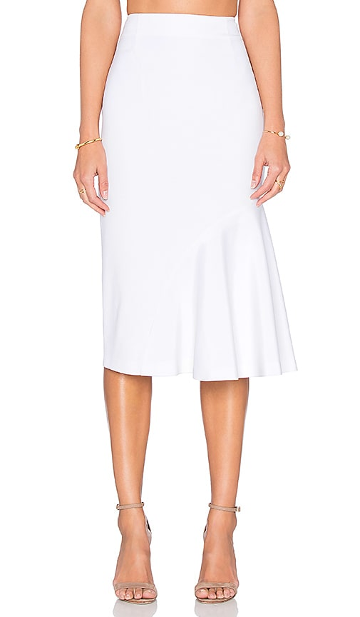 395f499d3ae TY-LR The Elonis Skirt in White