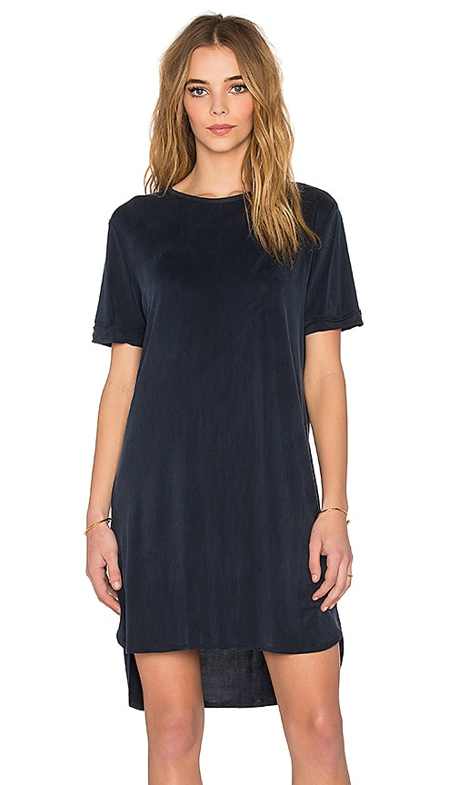 TY-LR The Languid T Shirt in Navy