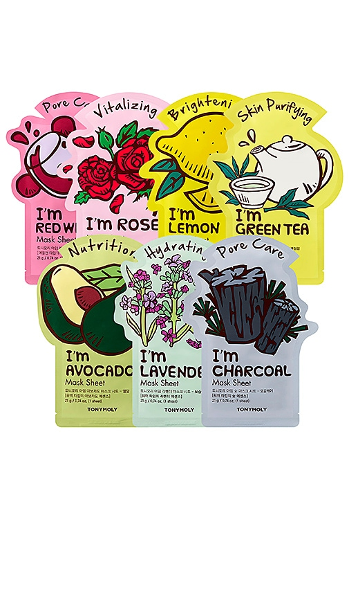 I'm 7 Days Sheet Mask Set by Tonymoly