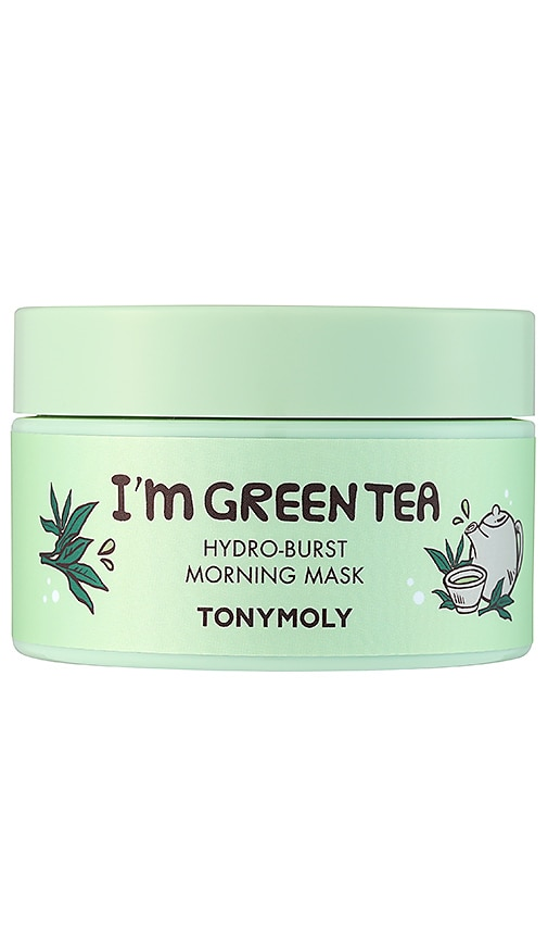 MASQUE I'M GREEN TEA