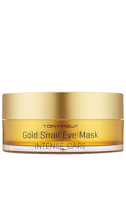 Intense Care Gold Snail Eye Mask Pot 30 Pack