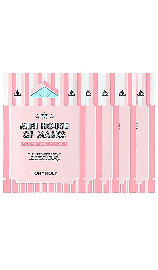 Stuido TM Mini House Of Masks