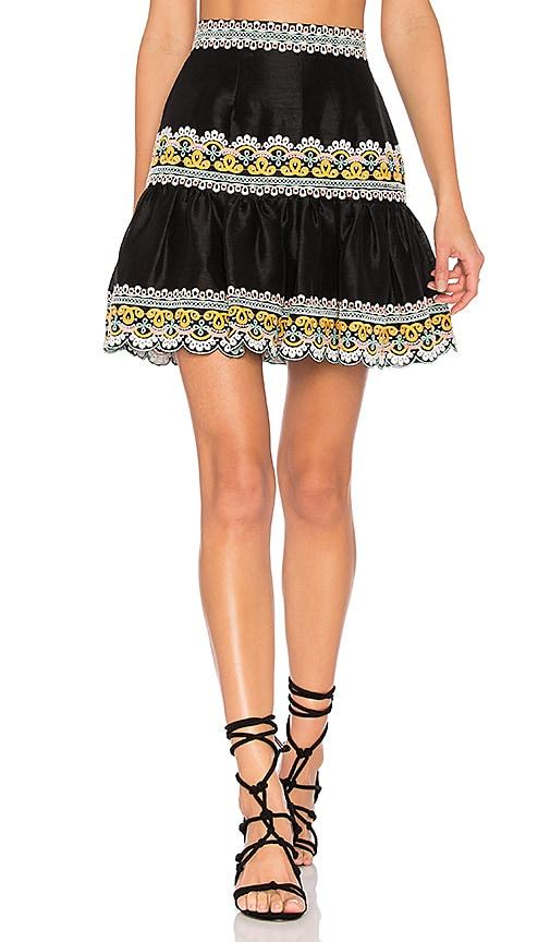 AMUR Ida Skirt in Black