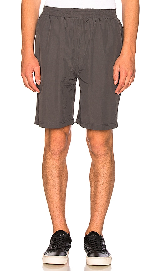 Undefeated Coping Shorts in Charcoal