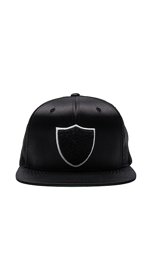 Undefeated Nation Snapback in Black