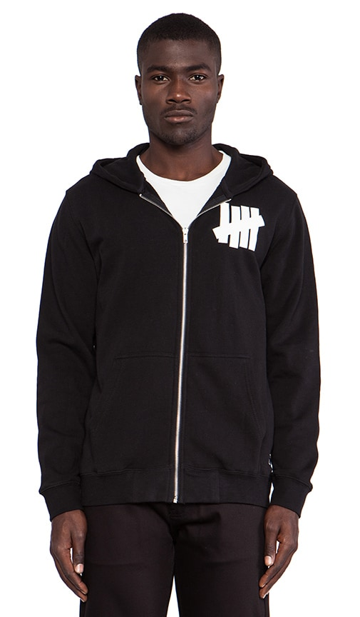 5 Strike Zip Up Hoody