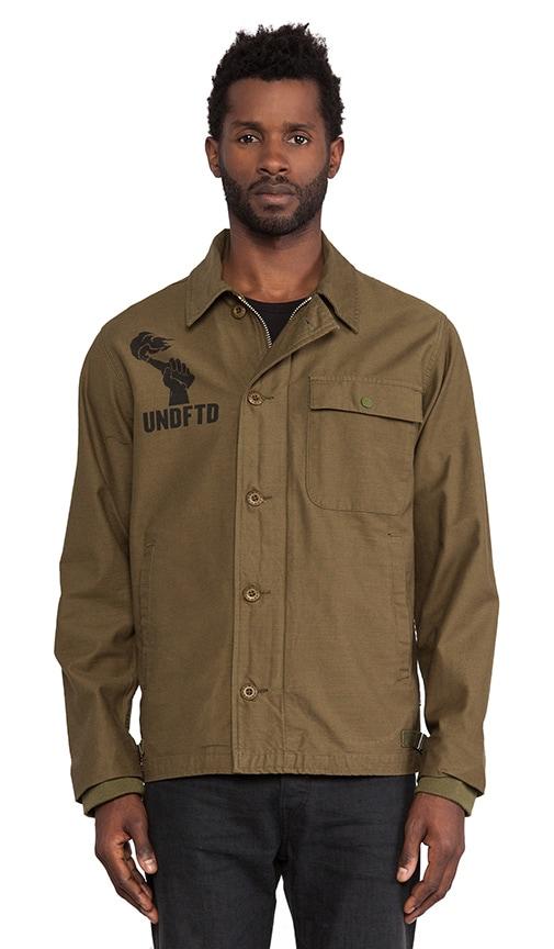 Respect Deck Jacket