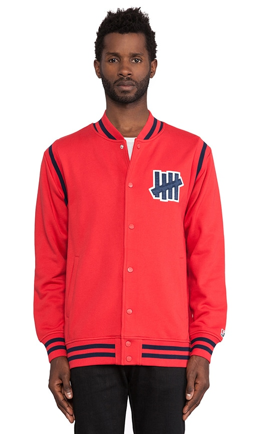 Strike Varsity Jacket