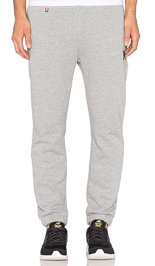 Undefeated 5 Strike Sweatpant in Grey Heather
