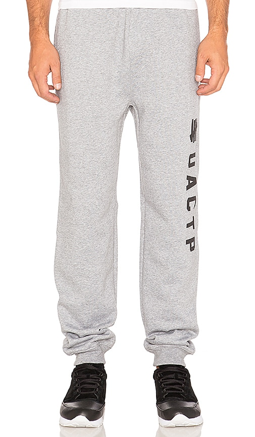 Undefeated Technical Sweatpant in Grey