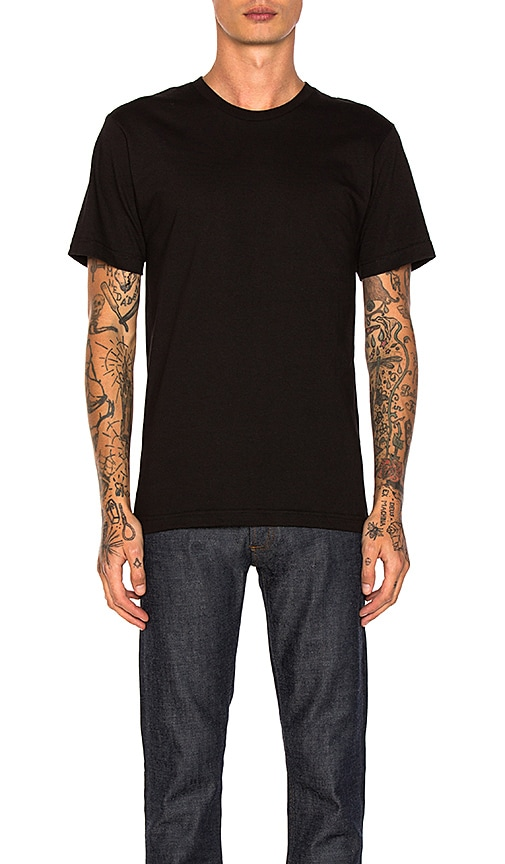 999b158ccae Undefeated Felt Patch Strike Tee in Black | REVOLVE