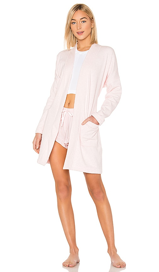 4ccf10a982 UGG Braelyn Robe in Seashell Pink Heather