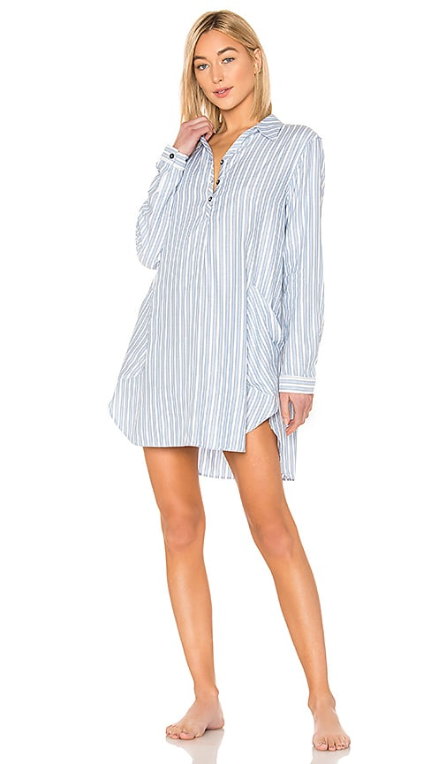 Gabri Stripe Sleep Dress