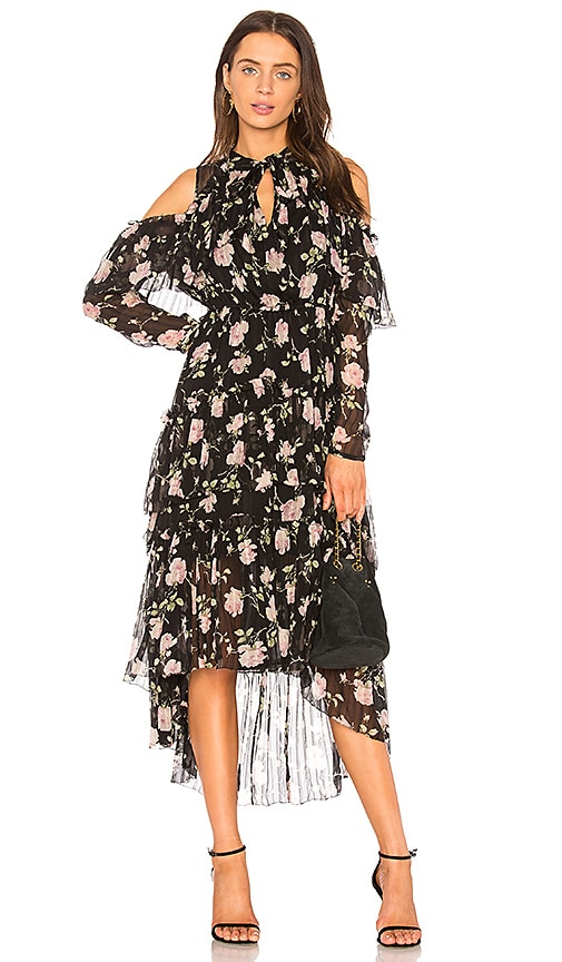 Ulla Johnson Marion Dress in Black