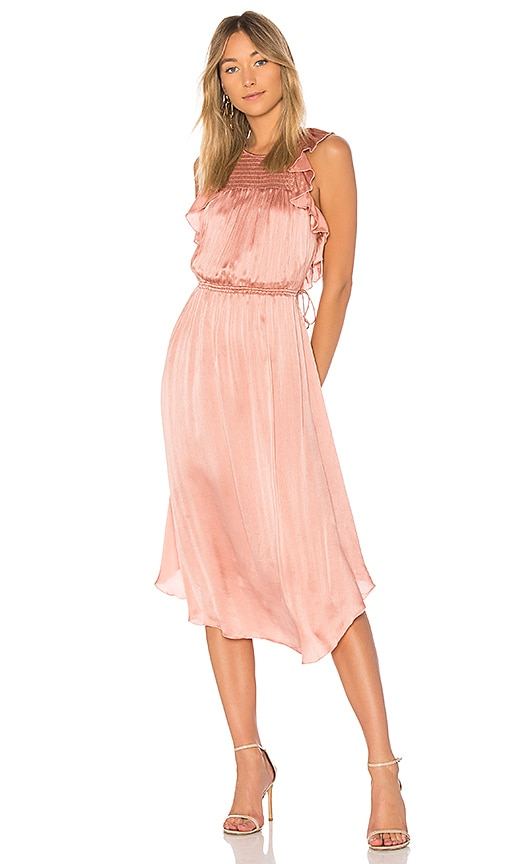 Ulla Johnson Eveline Dress in Pink