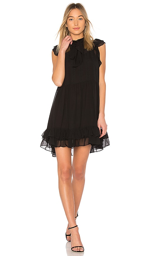 Ulla Johnson Remy Dress in Black