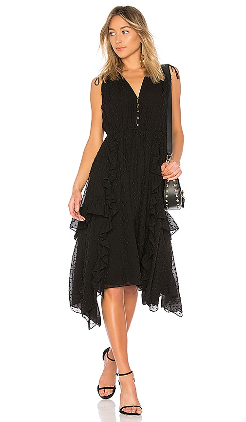 Ulla Johnson Aurelie Dress in Black