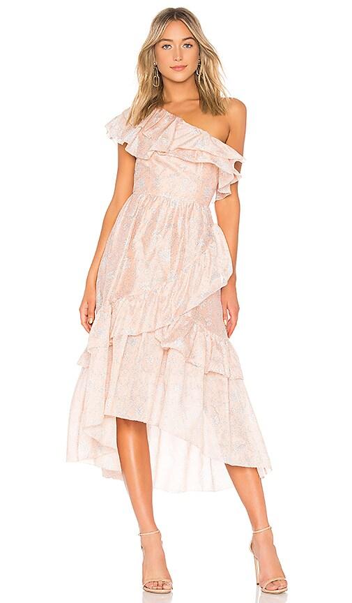 Ulla Johnson Clemente Dress in Roses