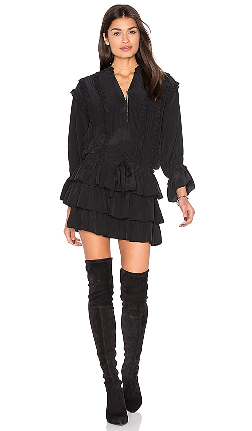Ulla Johnson Marlie Dress in Black