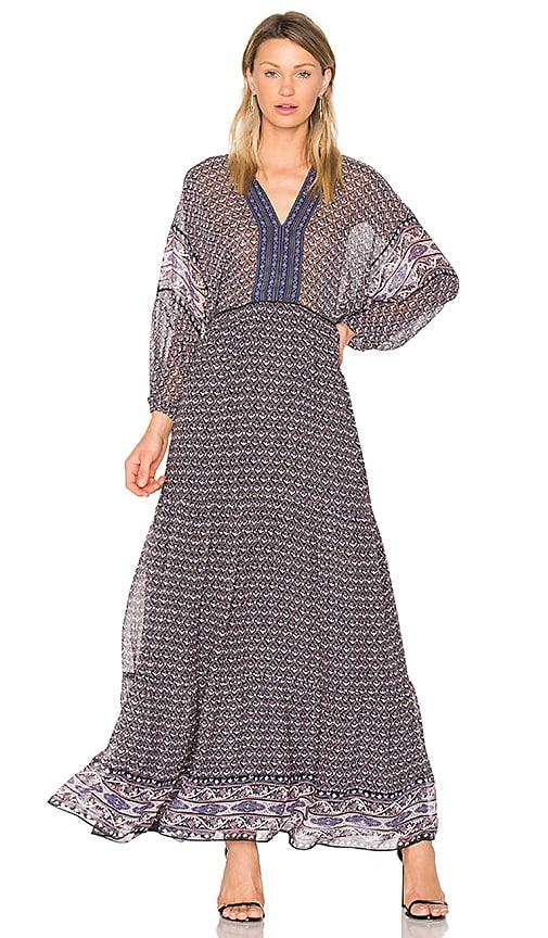 Ulla Johnson Madhi Dress in Blue