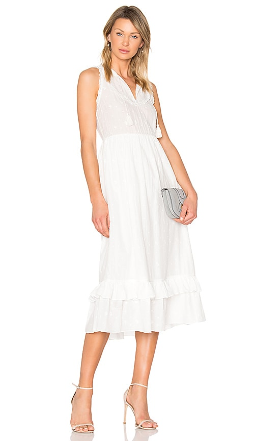 Ulla Johnson Maelle Dress in White
