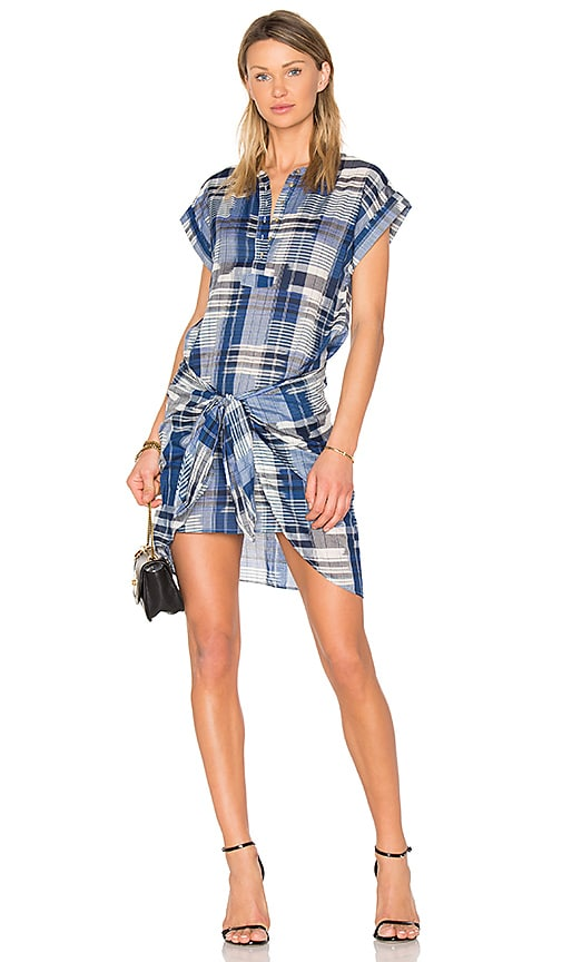 Ulla Johnson Theo Dress in Blue