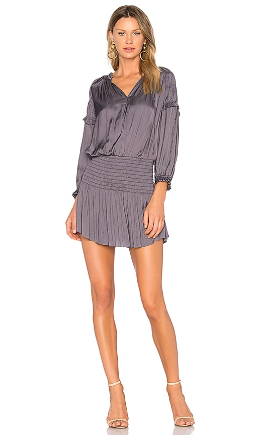 Ulla Johnson Kiko Dress in Gray
