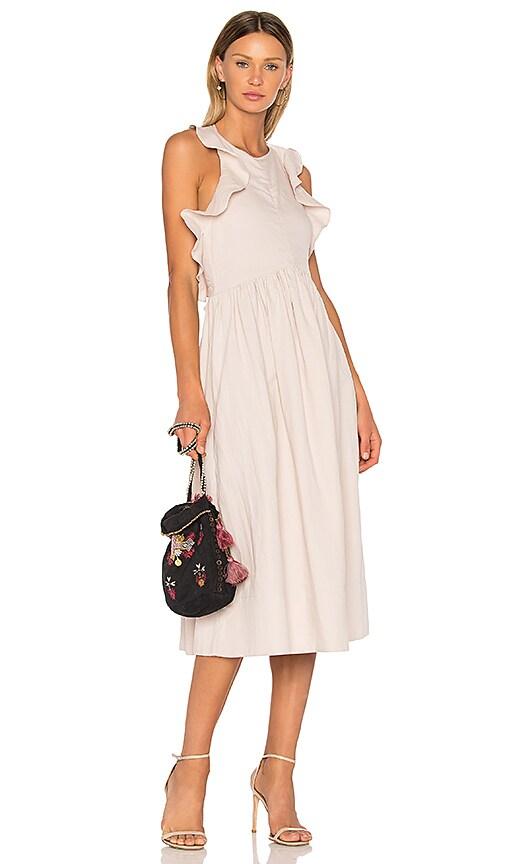 Ulla Johnson Cecily Dress in Lavender