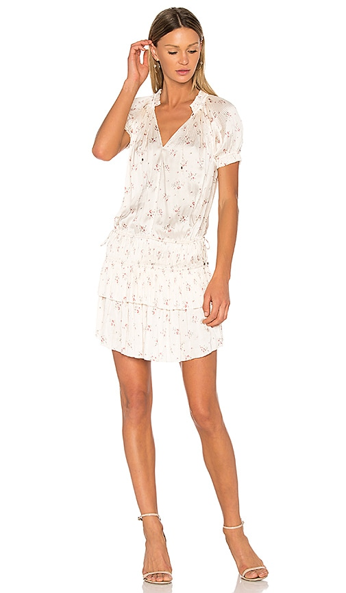 Ulla Johnson Nora Dress in Cream