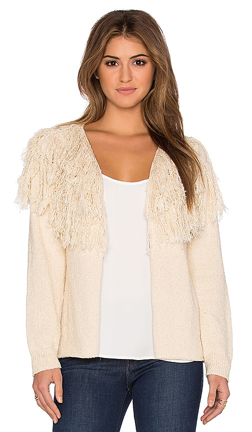 Ulla Johnson Astras Cardigan in Beige