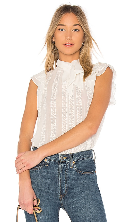Ulla Johnson Heddy Top in White