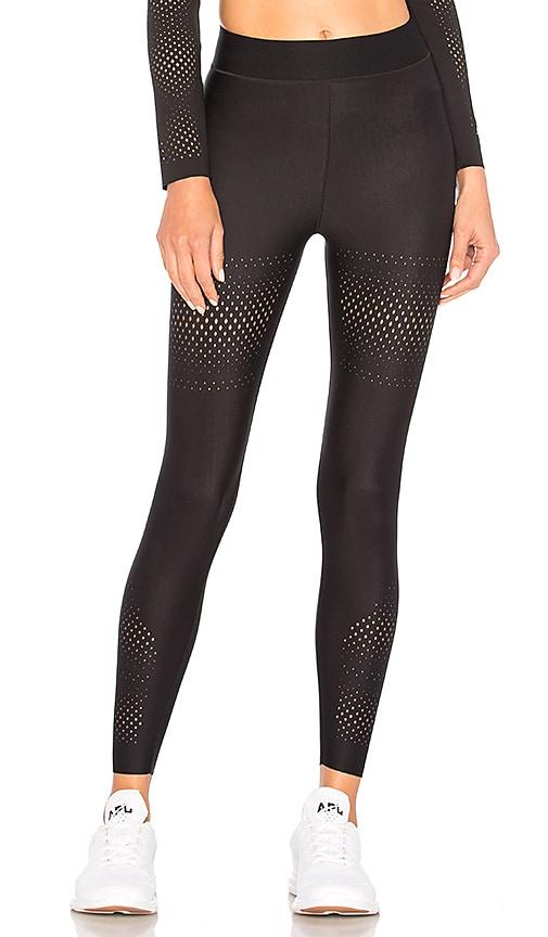 ultracor Sprinter Silk Legging in Black