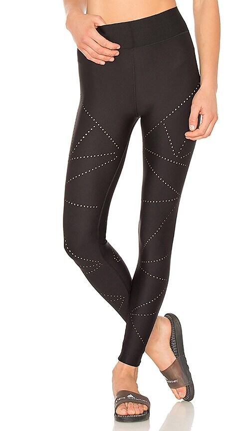 ultracor Ultra High Silk Vertex Pixelate Legging in Black