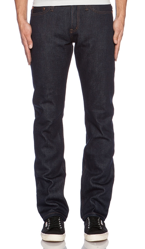Tapered 21 oz. Selvedge