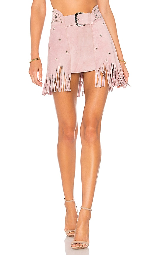 x REVOLVE Paris Texas Skirt