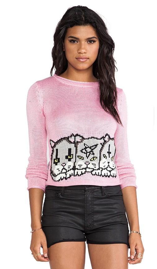 Meowtal Sweater