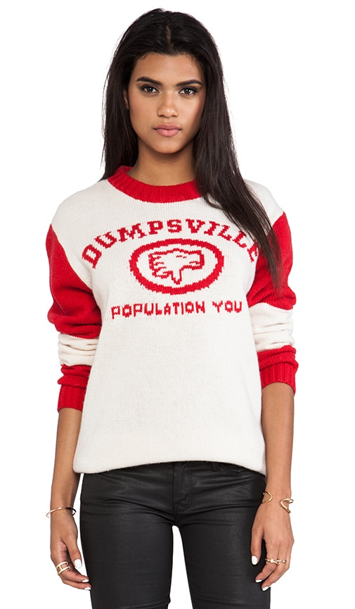 Dumpsville Sweater